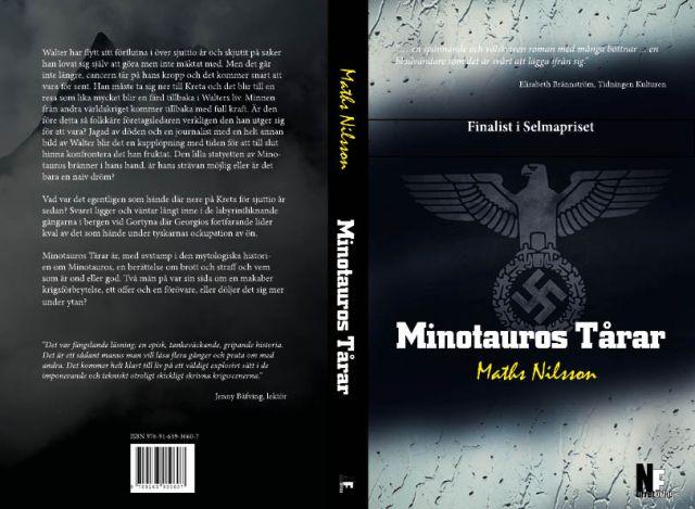 minotauros ii omslag storpocket