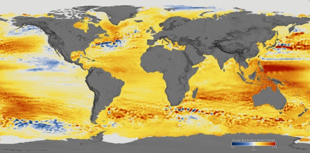 global-mean-sea-level-from-1992-2014-based-on-data-collected-from-the-TOPEX-poseidon