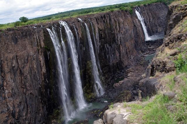 Vic Falls fåra